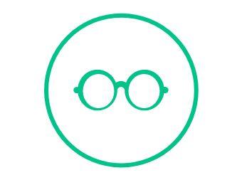 Brille aussuchen