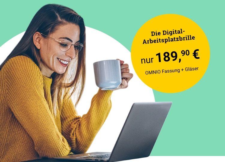 Die Digital-Arbeitsplatzbrille