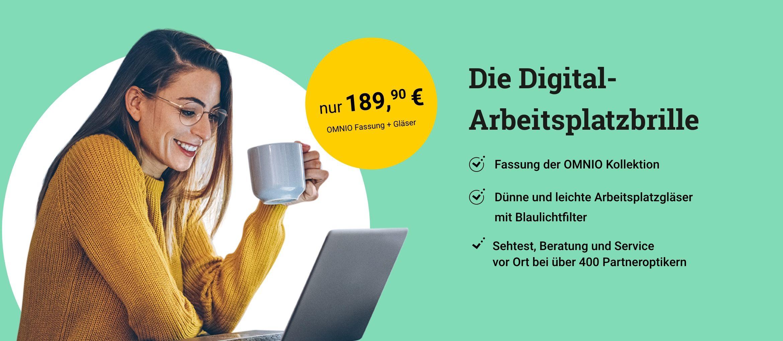 Digital-Arbeitsplatzbrille