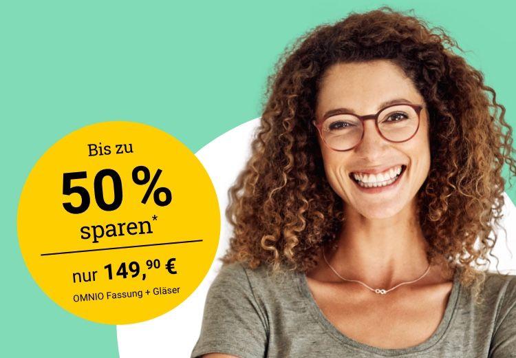 Die Komfort-Gleitsichtbrille