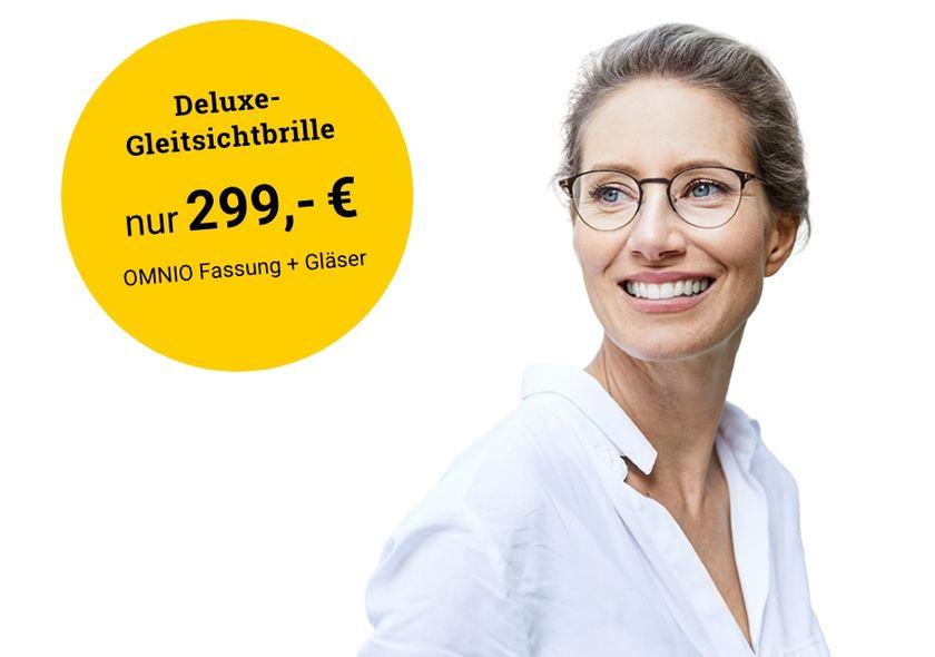 Deluxe-Gleitsichtbrille