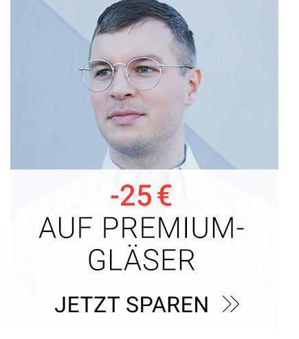 Premiumgläser zum halben Preis