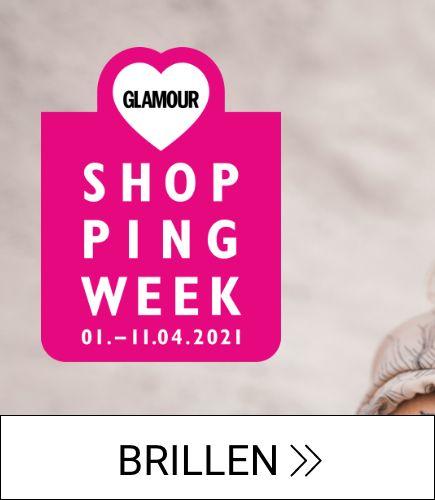 GLAMOUR Shopping-Week 20% Rabatt auf Brillen