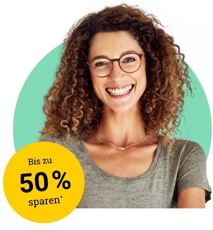 Komfort-Gleitsichtbrille 149,90 €