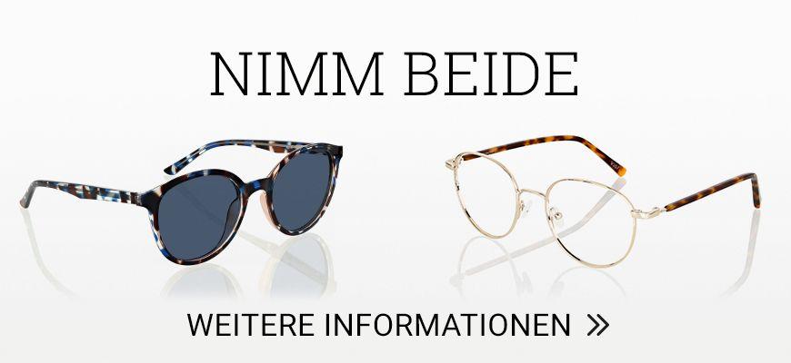 Zwei Brillen für 69 Euro